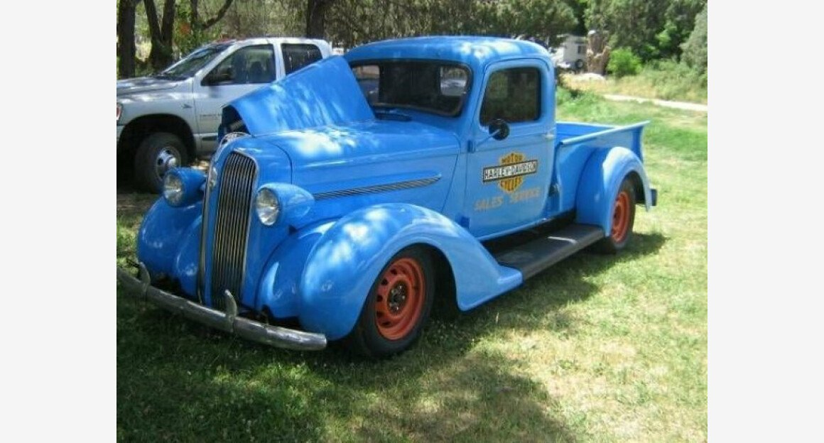 1937 Plymouth PT Trucks for sale 100823057