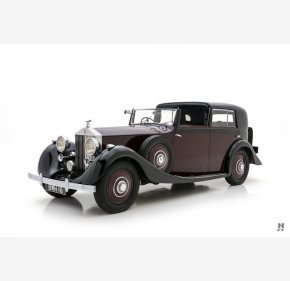 1937 Rolls-Royce 25/30HP for sale 101317447