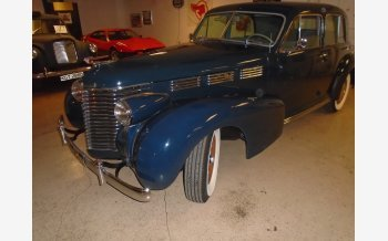 1938 Cadillac Fleetwood for sale 101559509