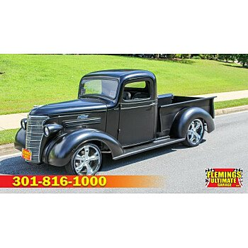 1938 Chevrolet Other Chevrolet Models for sale 101036267