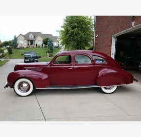 1938 Lincoln Zephyr for sale 101157098