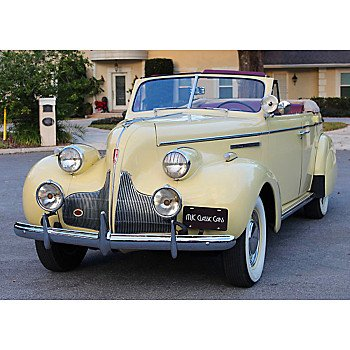 1939 Buick Other Buick Models for sale 101084673