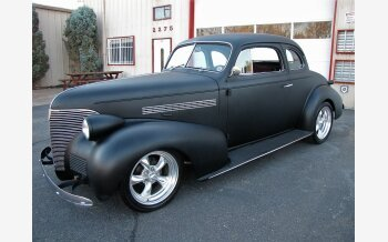 1939 Chevrolet Master Deluxe for sale 101400245