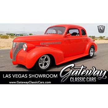 1939 Chevrolet Master 85 for sale 101378458