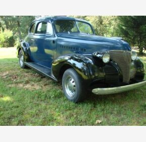 1939 Chevrolet Other Chevrolet Models for sale 101006398