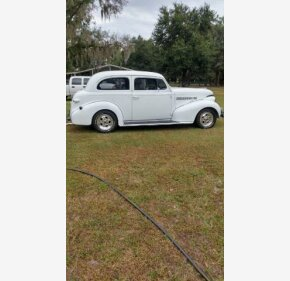 1939 Chevrolet Other Chevrolet Models for sale 101411048