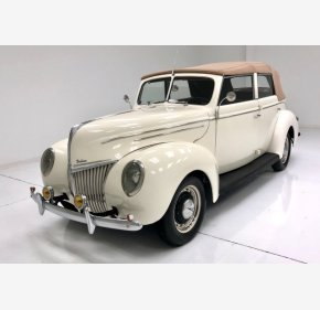 1939 Ford Deluxe for sale 101048600