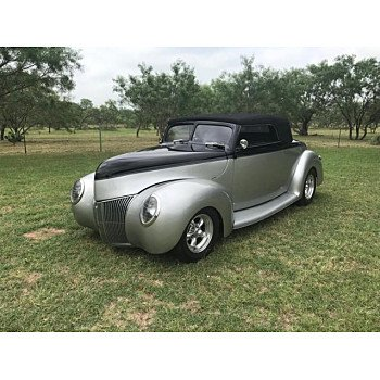 1939 Ford Deluxe for sale 101165270