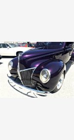 1939 Ford Deluxe for sale 101185612