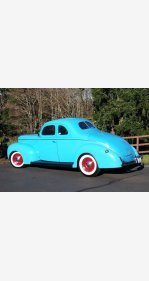 1939 Ford Deluxe for sale 101324704
