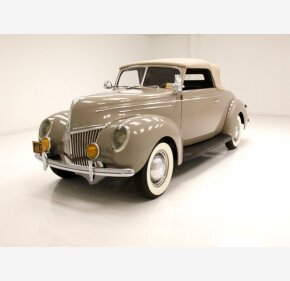 1939 Ford Deluxe for sale 101379207
