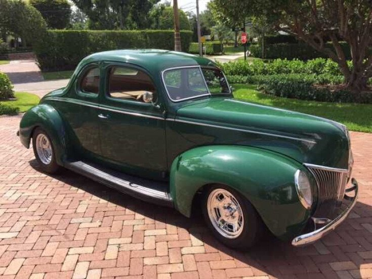 1939 Ford Deluxe for sale 101534803