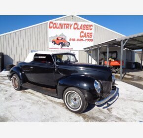 1939 Ford Other Ford Models for sale 101230088