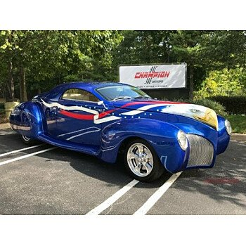 1939 Lincoln Zephyr for sale 101083728