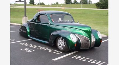 1939 Lincoln Zephyr for sale 101534989