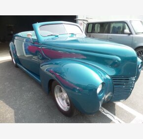 1939 Mercury Other Mercury Models for sale 101288134