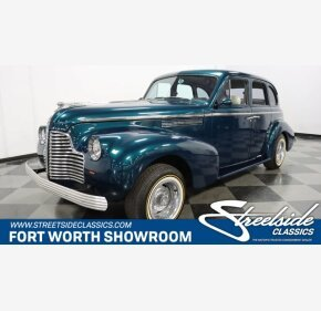 1940 Buick Special for sale 101355625