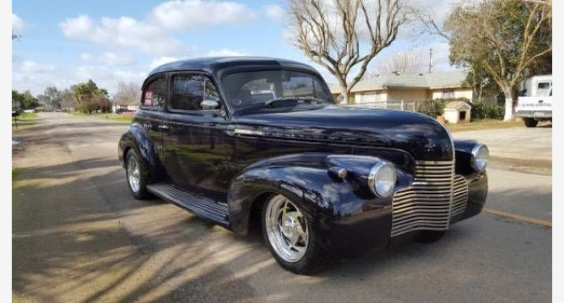 1940 Chevrolet Master Deluxe for sale 100882415