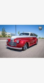 1940 Chevrolet Master Deluxe for sale 101181792