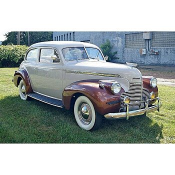 1940 Chevrolet Master Deluxe for sale 101215507