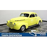 1940 Chevrolet Master for sale 101580317