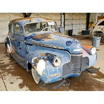 1940 Chevrolet Other Chevrolet Models for sale 101126902