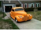 1940 Chevrolet Other Chevrolet Models for sale 100861203