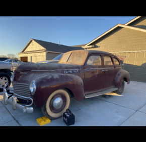 1940 Chrysler Windsor Traveler for sale 101422154