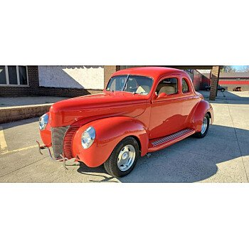 1940 Ford Custom for sale 101231651