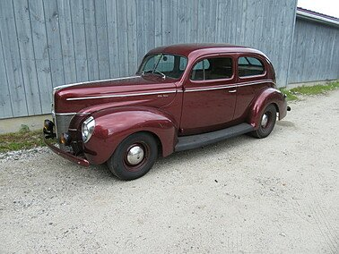 1940 Ford Deluxe for sale 101190311