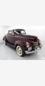 1940 Ford Deluxe for sale 101012772