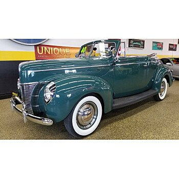 1940 Ford Deluxe for sale 101179385