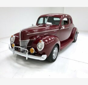 1940 Ford Deluxe for sale 101244992