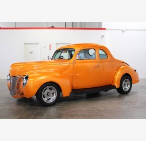 1940 Ford Deluxe for sale 101300769