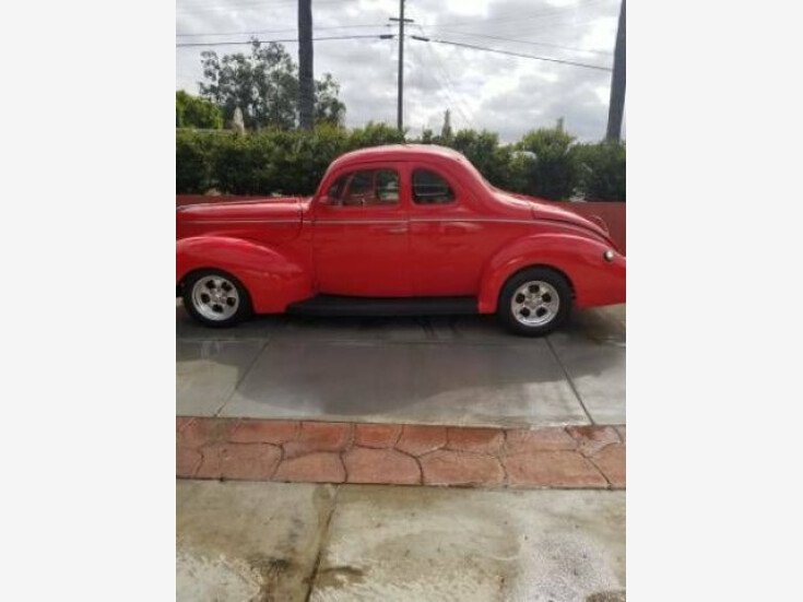 1940 Ford Deluxe for sale 101305328