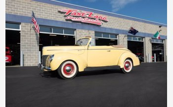1940 Ford Deluxe for sale 101361841