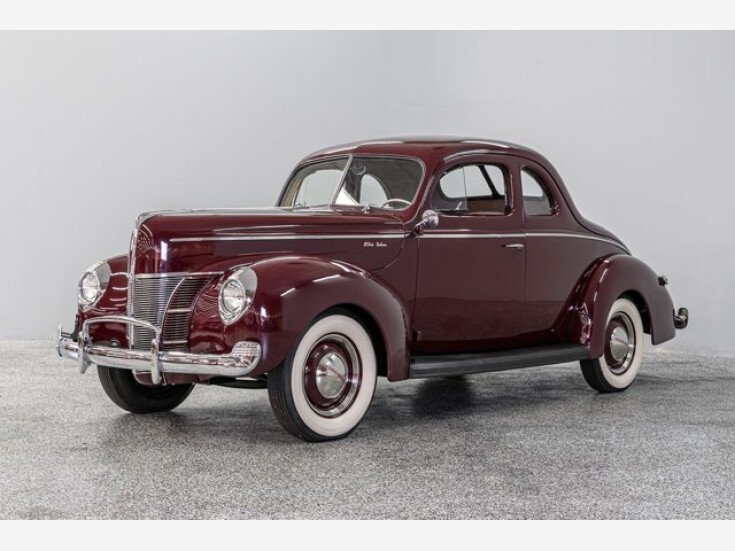 1940 Ford Deluxe for sale 101381635