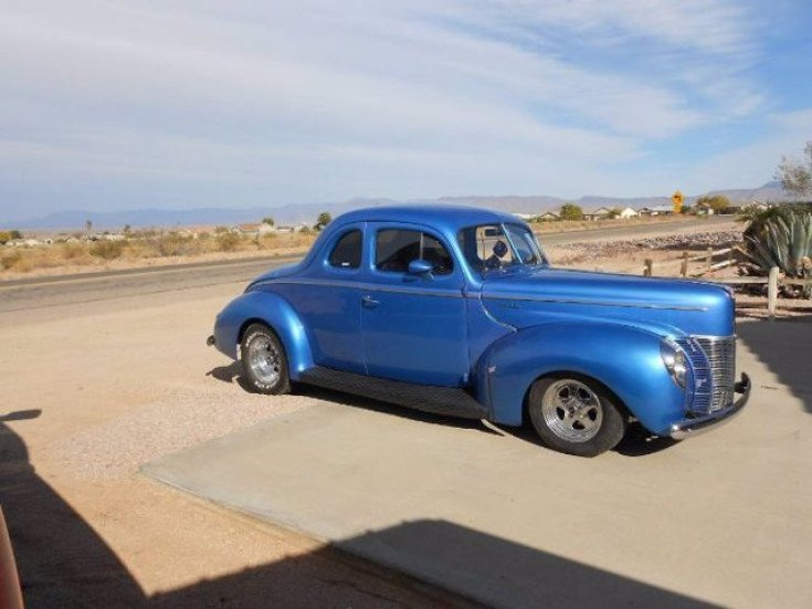 1940 Ford Deluxe for sale 101447736