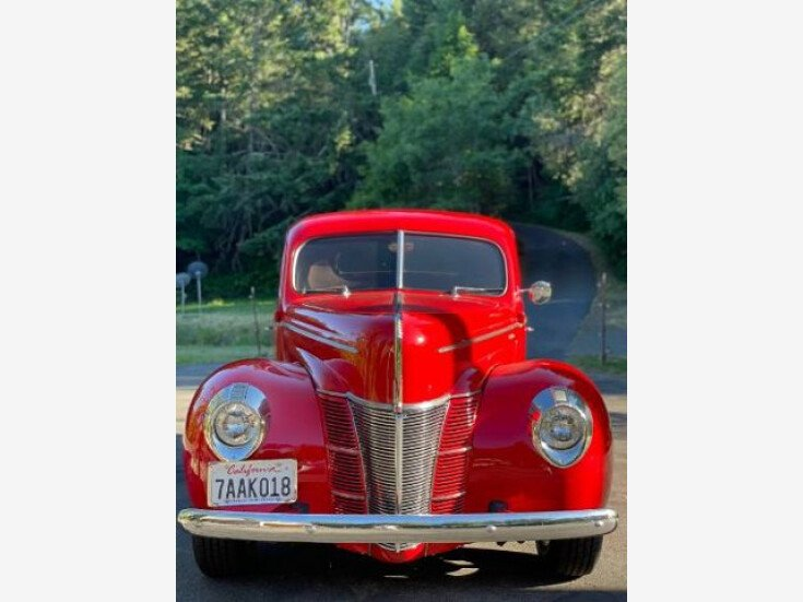 1940 Ford Deluxe for sale 101521008