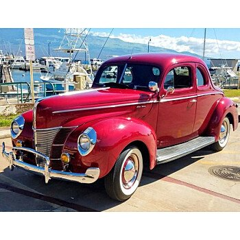 1940 Ford Deluxe for sale 101541863