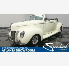 1940 Ford Other Ford Models for sale 100970136