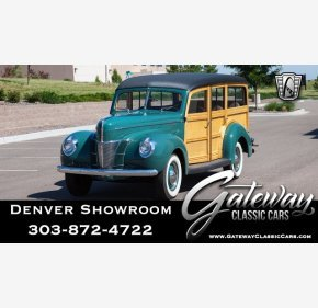 1940 Ford Other Ford Models for sale 101173960