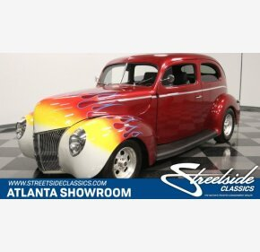 1940 Ford Other Ford Models for sale 101322308