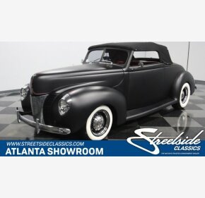 1940 Ford Other Ford Models for sale 101343472