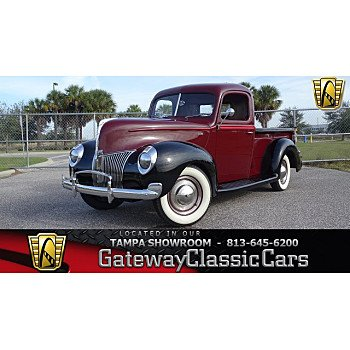1940 Ford Pickup for sale 101080206