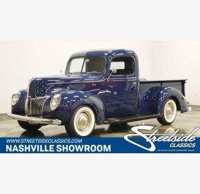 1940 Ford Pickup for sale 101379957