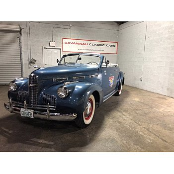 1940 LaSalle Series 52 for sale 101345666