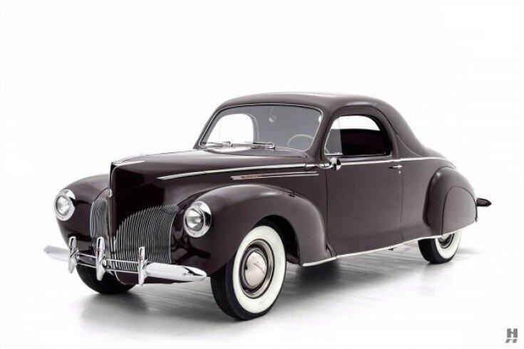 1940 Lincoln Zephyr For Sale Near Saint Louis Missouri 63146