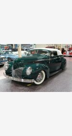 1940 Mercury Other Mercury Models for sale 101145642