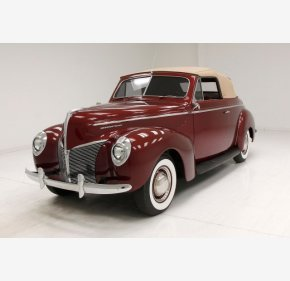 1940 Mercury Other Mercury Models for sale 101322023
